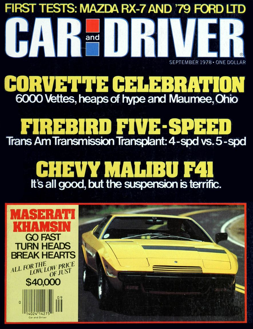 The Us Decade: The Car and Driver Covers of the 1970s - Slide 106