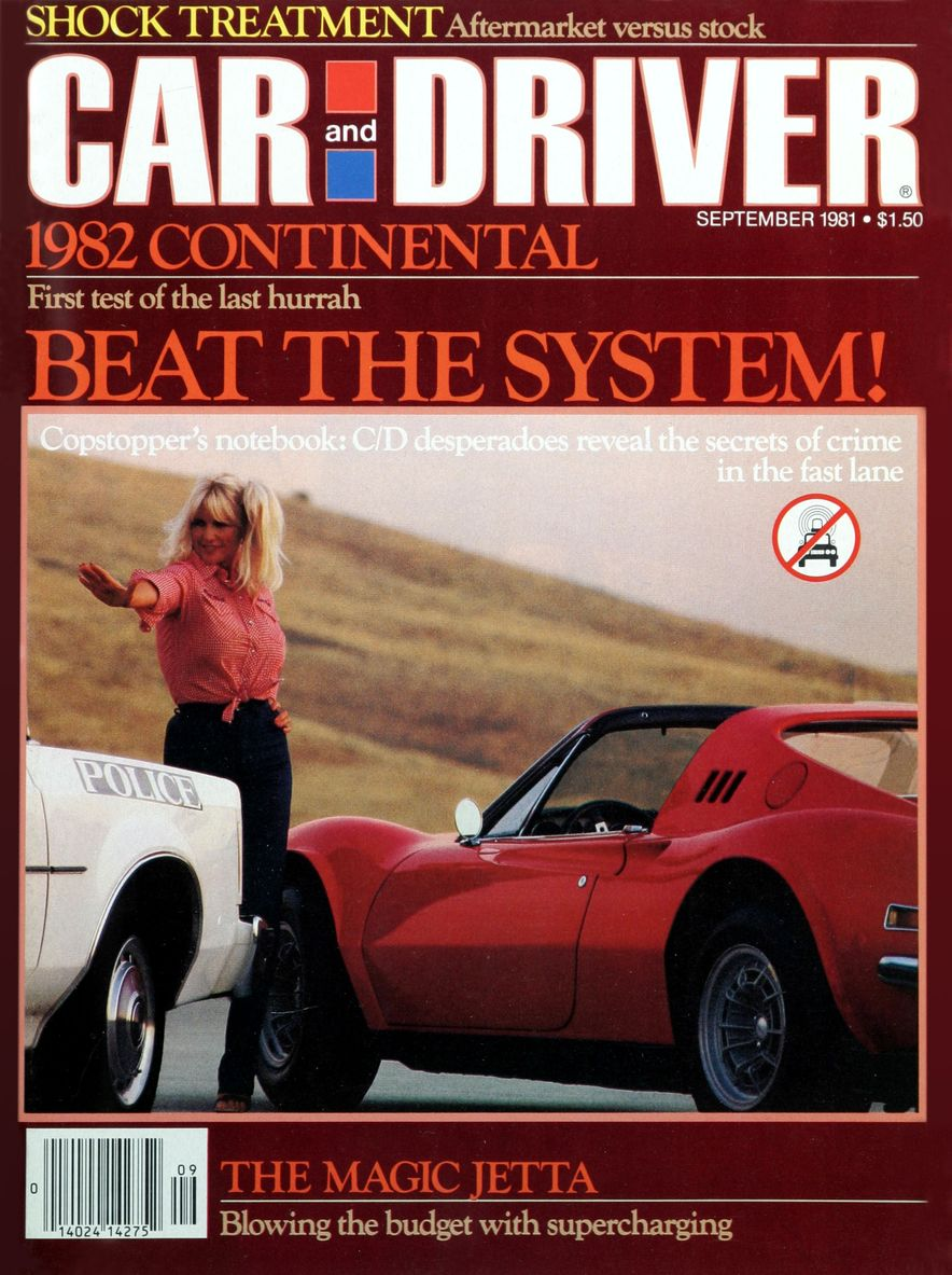 Like, Totally Rad: The Car and Driver Covers of the 1980s - Slide 22
