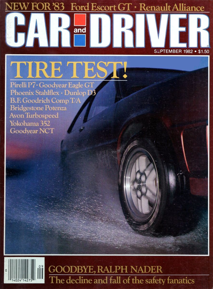 Like, Totally Rad: The Car and Driver Covers of the 1980s - Slide 34