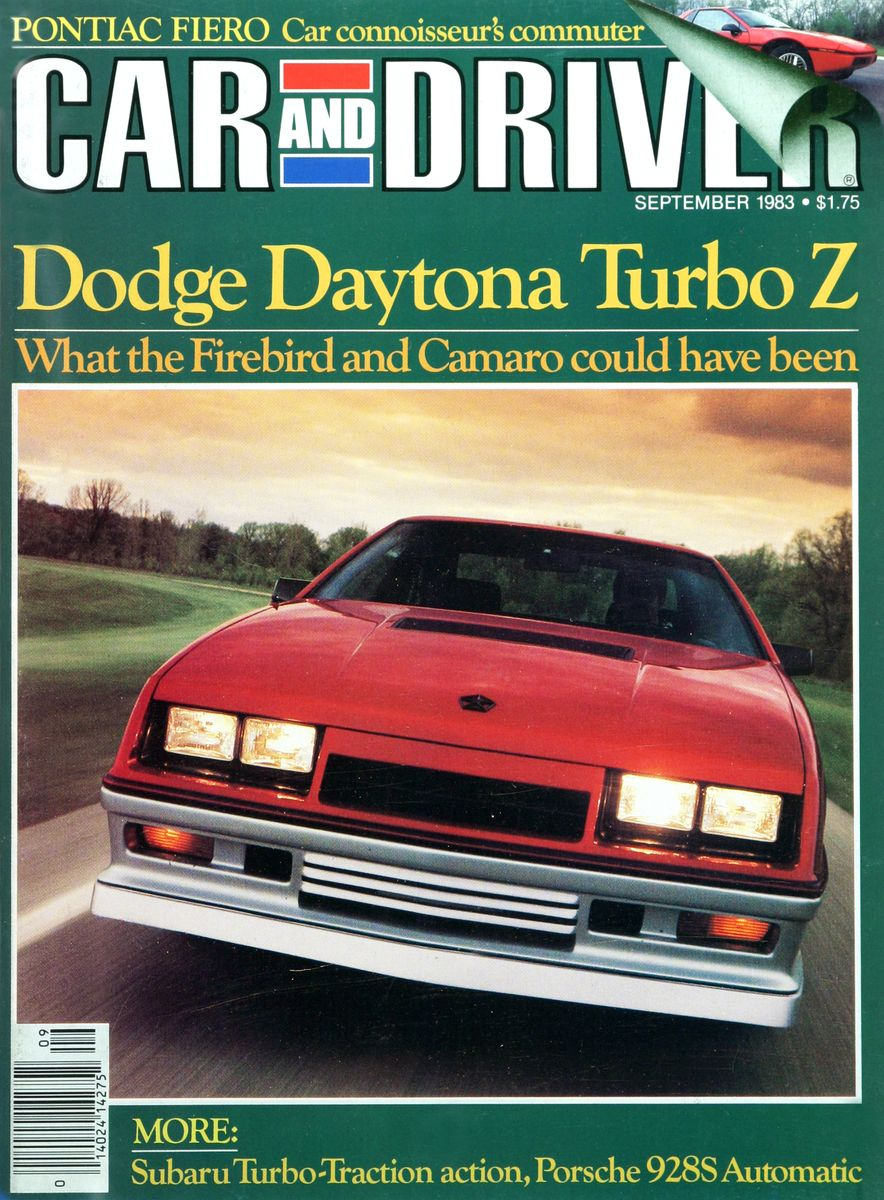 Like, Totally Rad: The Car and Driver Covers of the 1980s - Slide 46