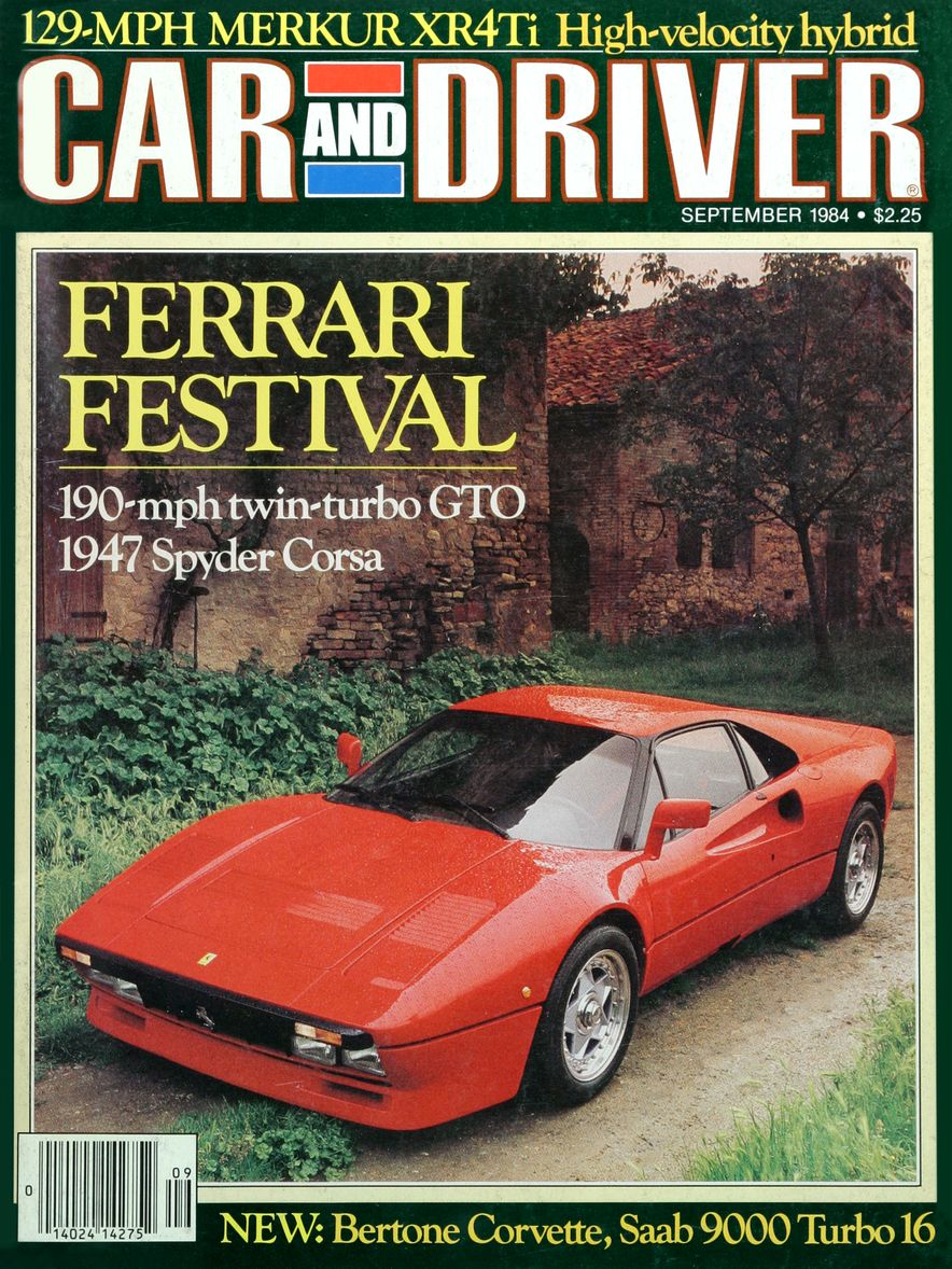 Like, Totally Rad: The Car and Driver Covers of the 1980s - Slide 58