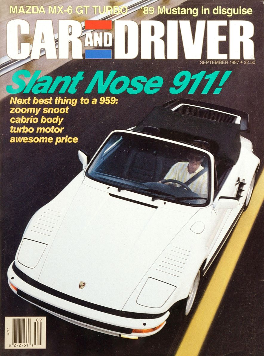 Like, Totally Rad: The Car and Driver Covers of the 1980s - Slide 94