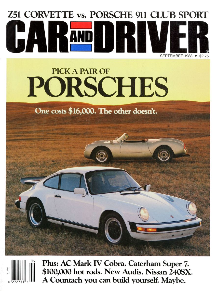 Like, Totally Rad: The Car and Driver Covers of the 1980s - Slide 106