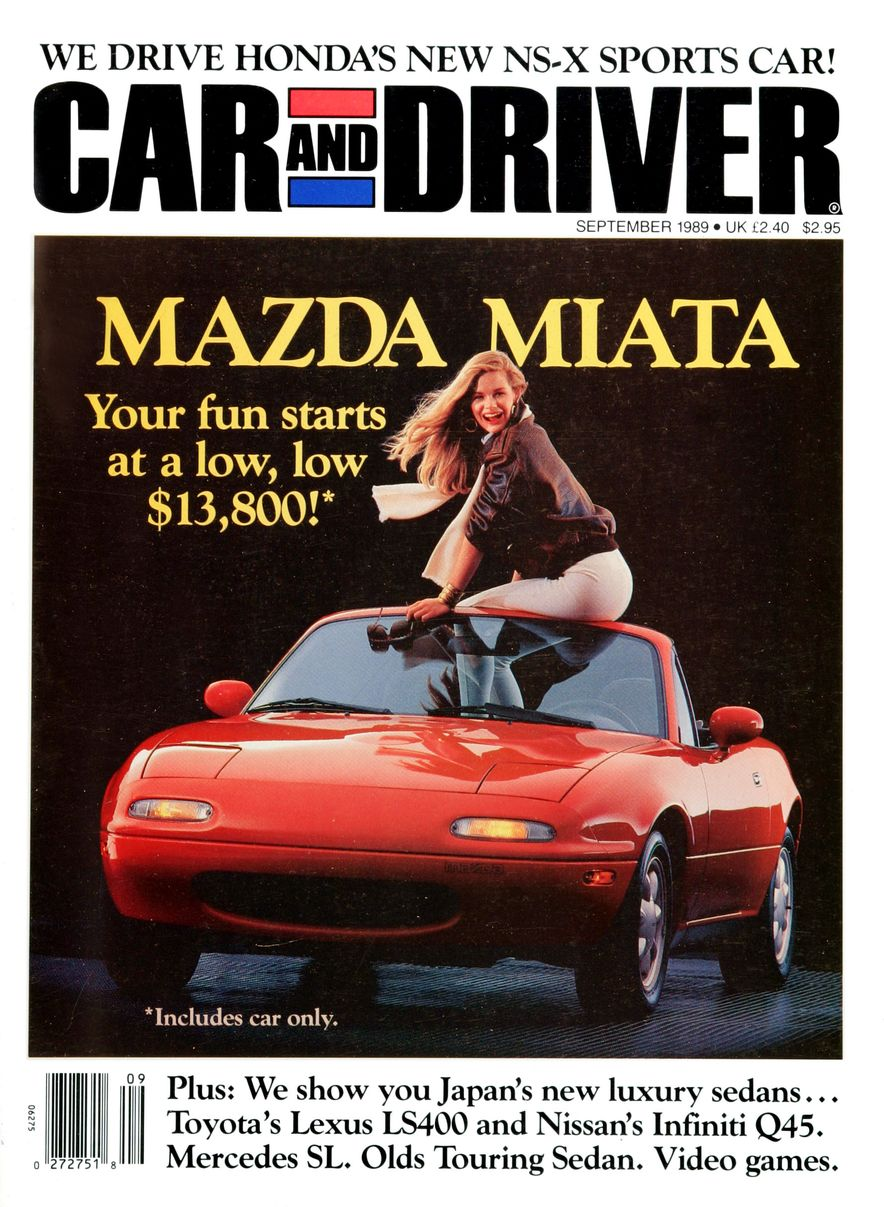 Like, Totally Rad: The Car and Driver Covers of the 1980s - Slide 118