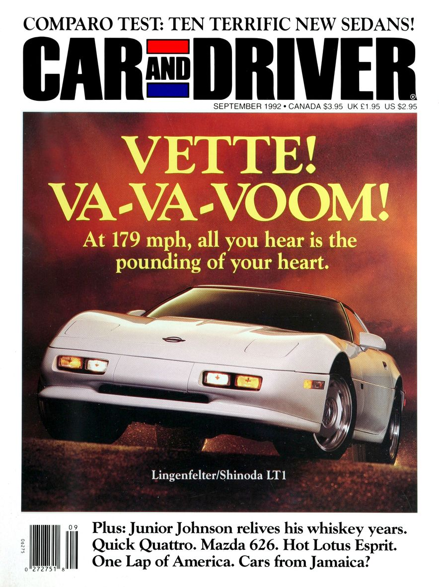 Formula C/D: The Car and Driver Covers of the 1990s - Slide 34