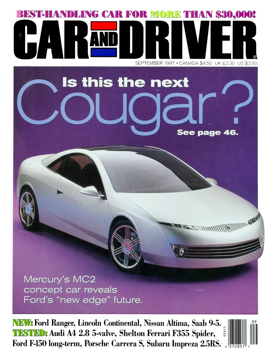 Formula C/D: The Car and Driver Covers of the 1990s - Slide 94