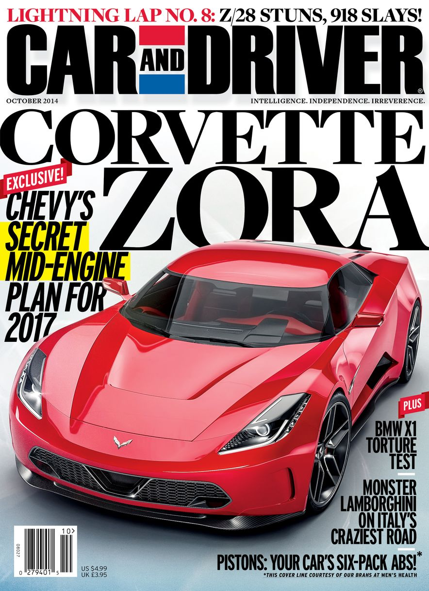Going Millennial: The Car and Driver Covers of the 2000s and 2010s - Slide 179