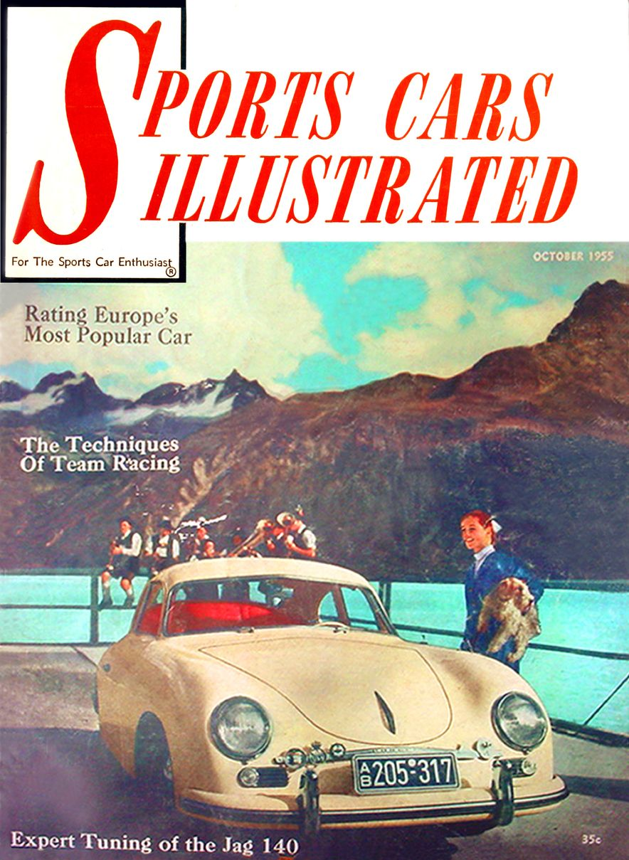 When We Were Young: The Car and Driver/Sports Cars Illustrated Covers of the 1950s - Slide 5