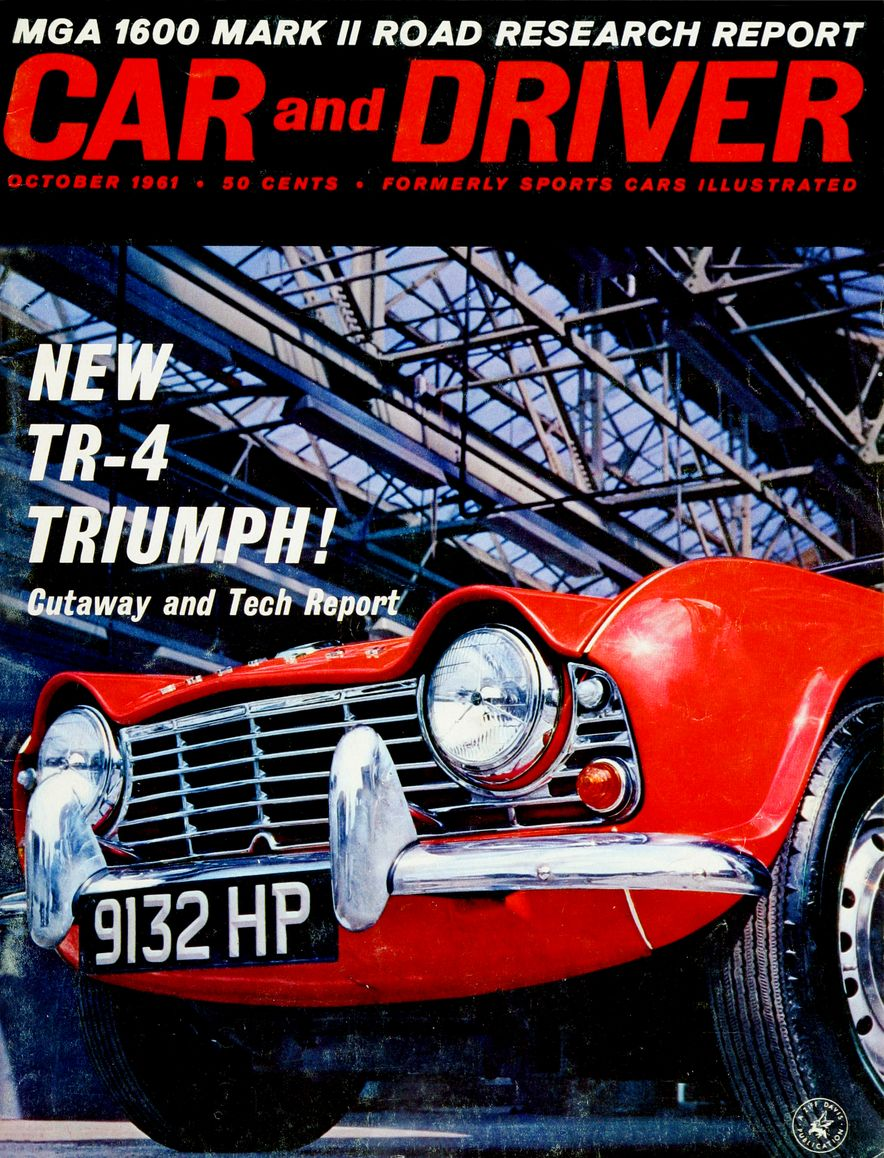 Getting Groovy and into the Groove: The Car and Driver Covers of the 1960s - Slide 23