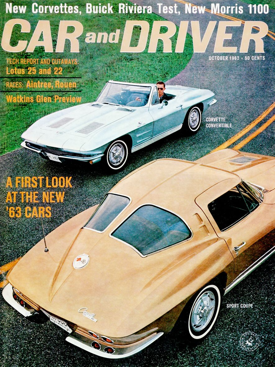 Getting Groovy and into the Groove: The Car and Driver Covers of the 1960s - Slide 35