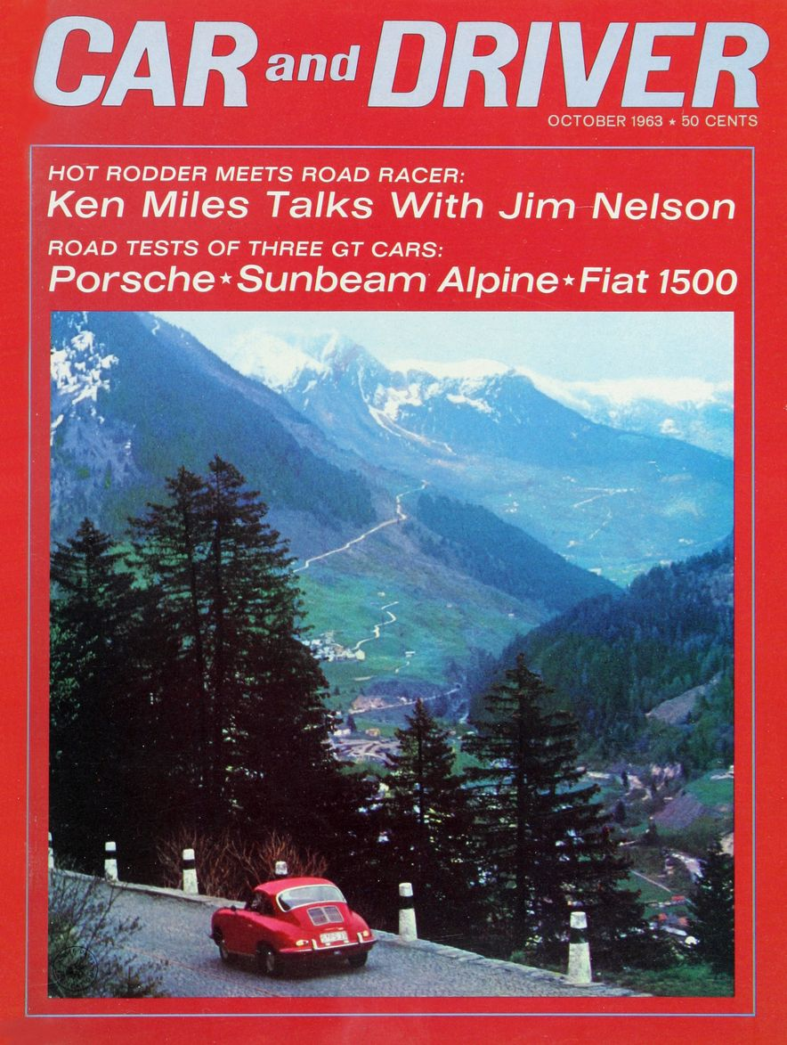 Getting Groovy and into the Groove: The Car and Driver Covers of the 1960s - Slide 47