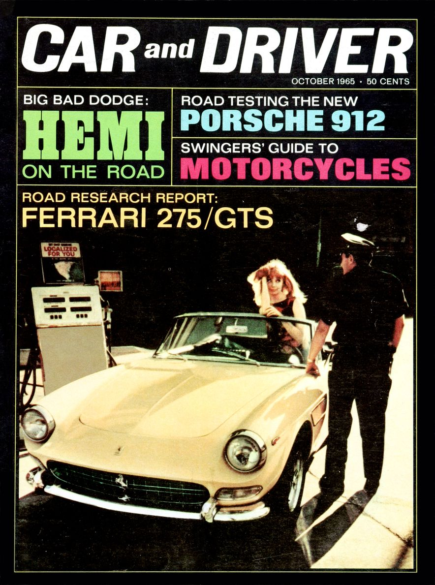 Getting Groovy and into the Groove: The Car and Driver Covers of the 1960s - Slide 71