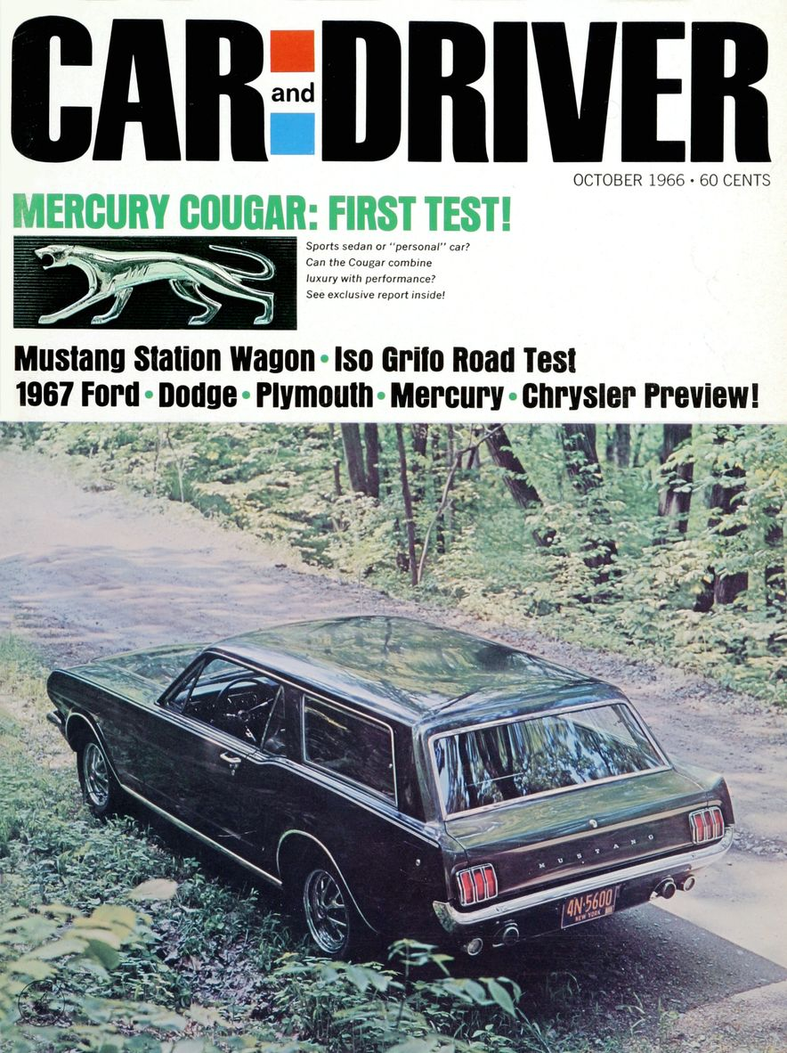 Getting Groovy and into the Groove: The Car and Driver Covers of the 1960s - Slide 83