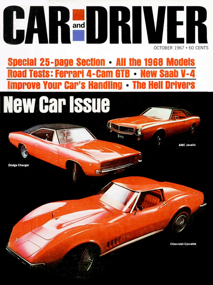 Getting Groovy and into the Groove: The Car and Driver Covers of the 1960s - Slide 95