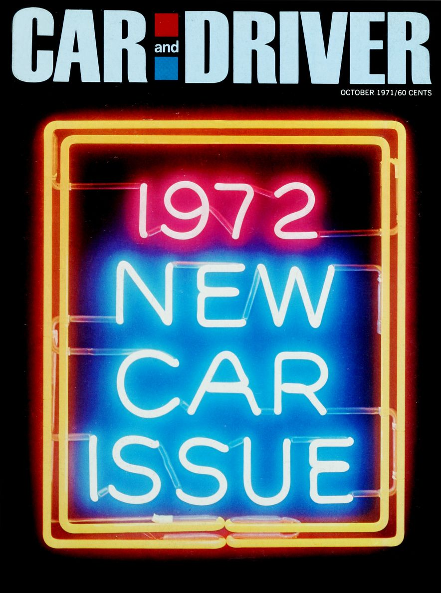 The Us Decade: The Car and Driver Covers of the 1970s - Slide 23