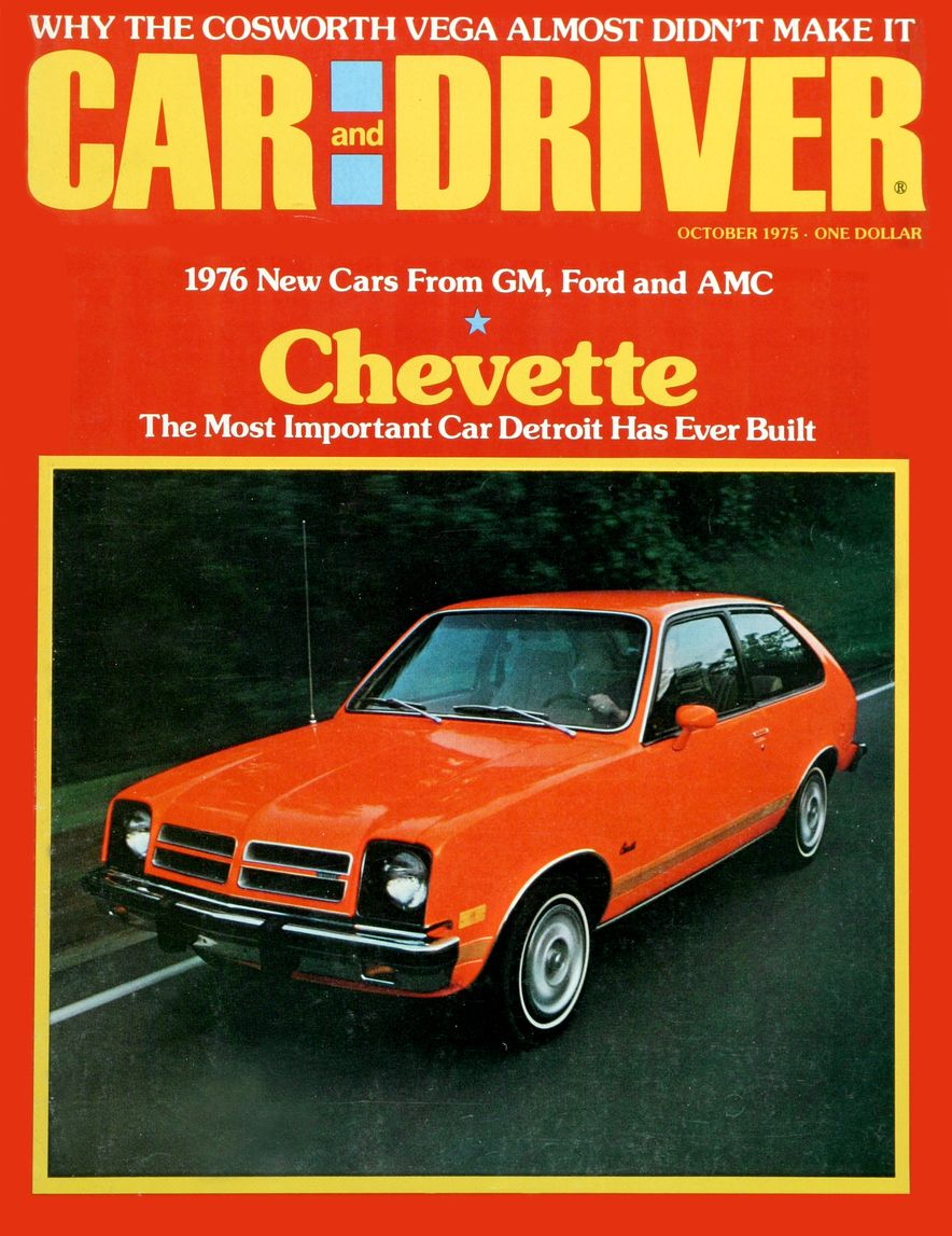 The Us Decade: The Car and Driver Covers of the 1970s - Slide 71