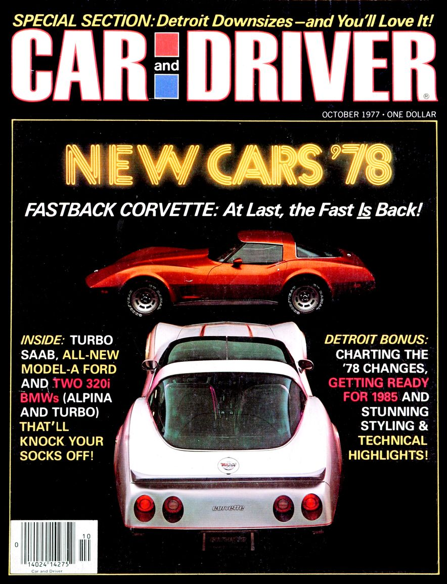 The Us Decade: The Car and Driver Covers of the 1970s - Slide 95