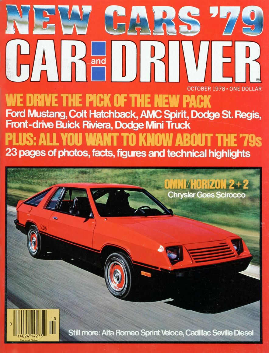 The Us Decade: The Car and Driver Covers of the 1970s - Slide 107