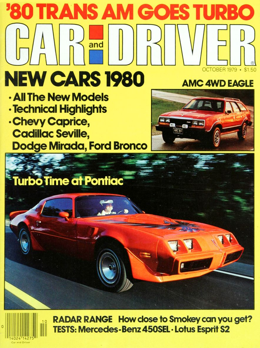 The Us Decade: The Car and Driver Covers of the 1970s - Slide 119
