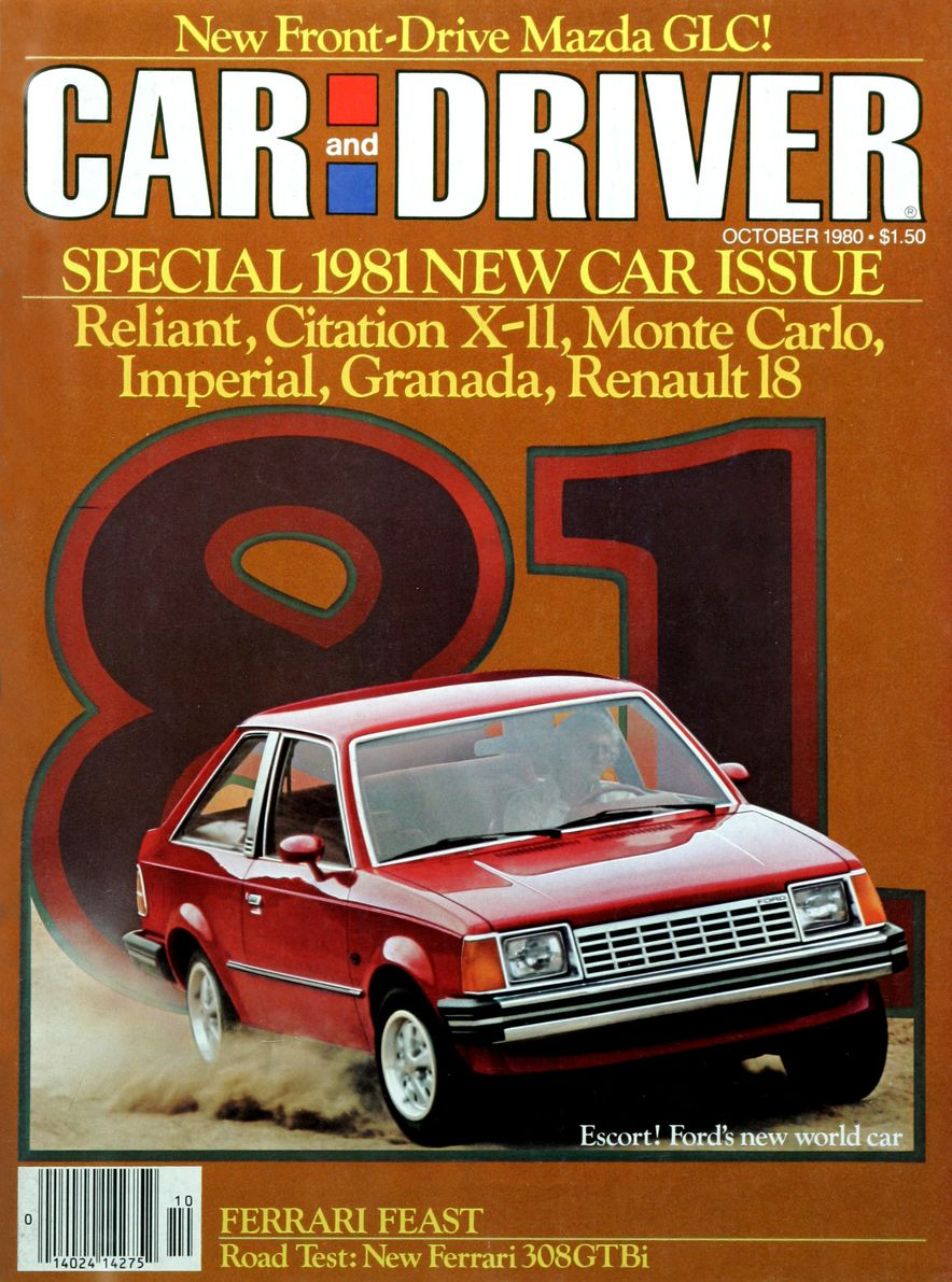 Like, Totally Rad: The Car and Driver Covers of the 1980s - Slide 11