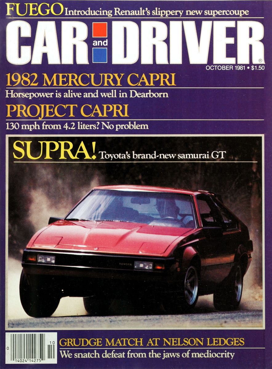 Like, Totally Rad: The Car and Driver Covers of the 1980s - Slide 23