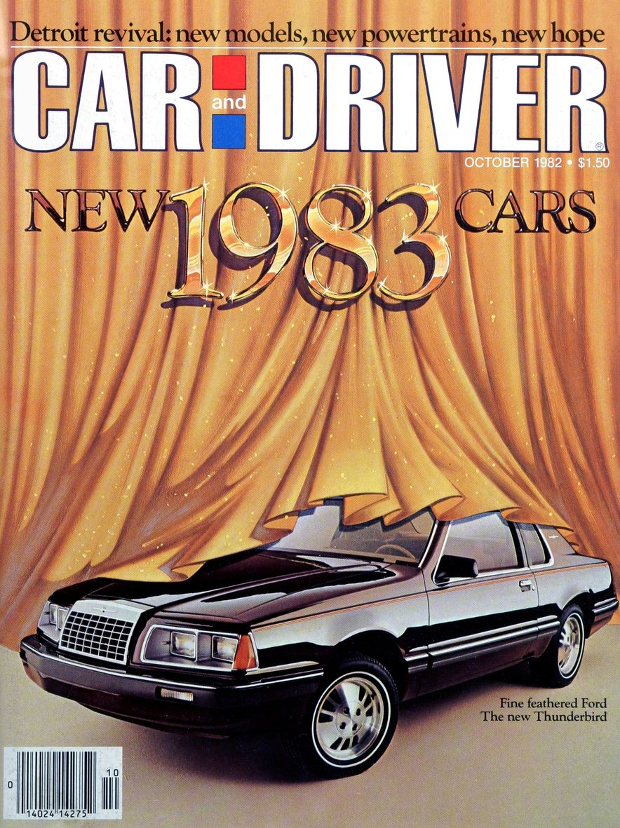 Like, Totally Rad: The Car and Driver Covers of the 1980s - Slide 35
