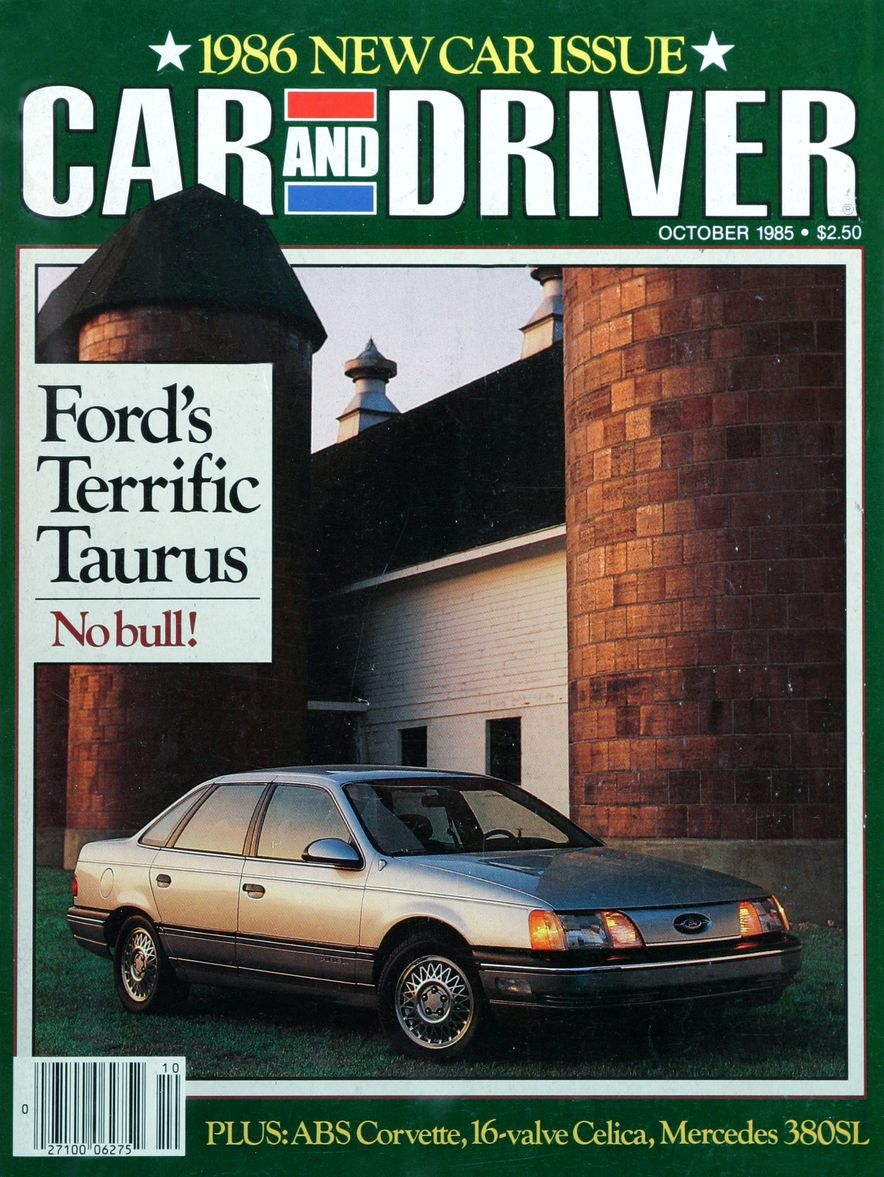 Like, Totally Rad: The Car and Driver Covers of the 1980s - Slide 71