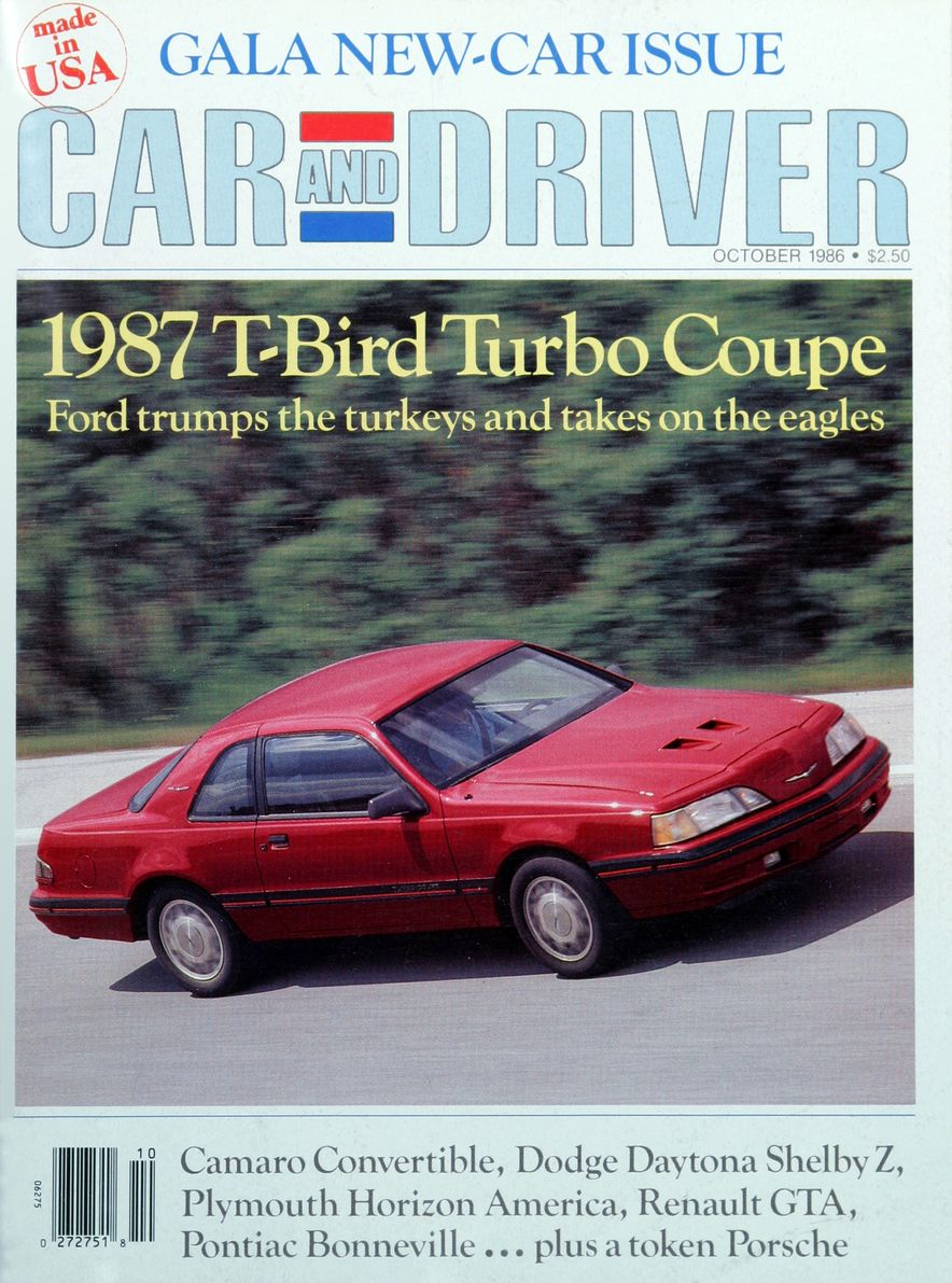 Like, Totally Rad: The Car and Driver Covers of the 1980s - Slide 83