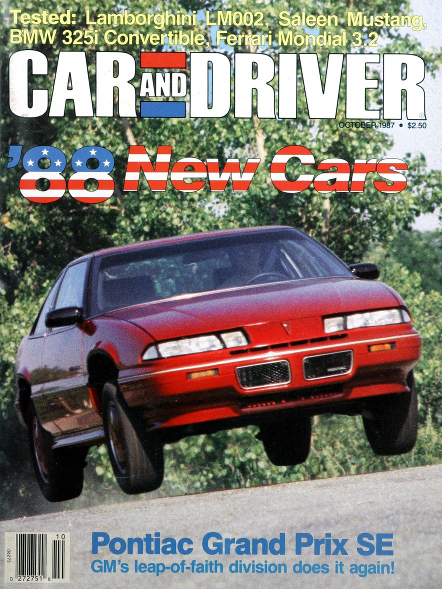 Like, Totally Rad: The Car and Driver Covers of the 1980s - Slide 95