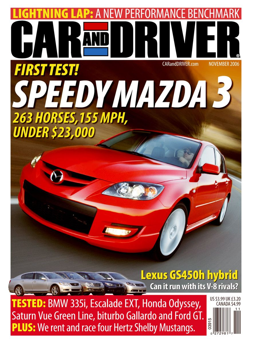 Going Millennial: The Car and Driver Covers of the 2000s and 2010s - Slide 84