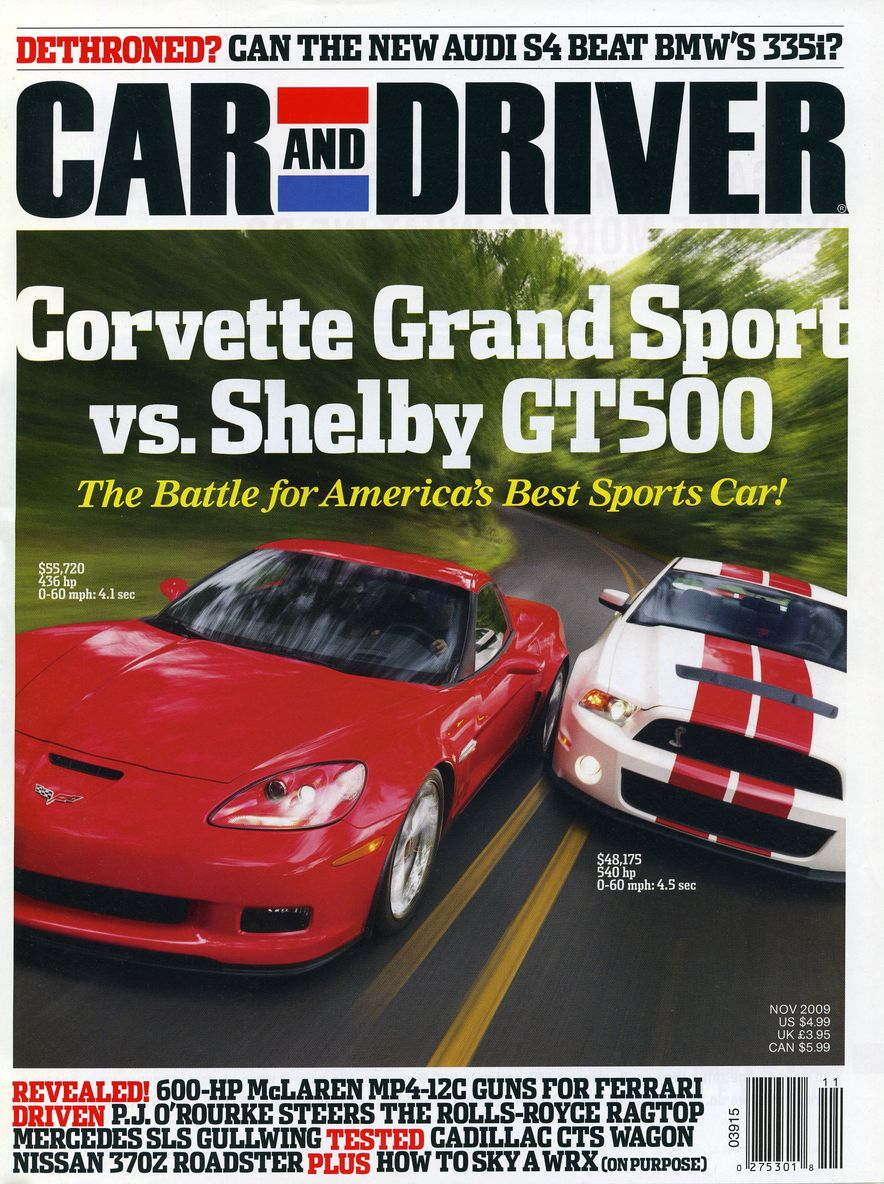 Going Millennial: The Car and Driver Covers of the 2000s and 2010s - Slide 120