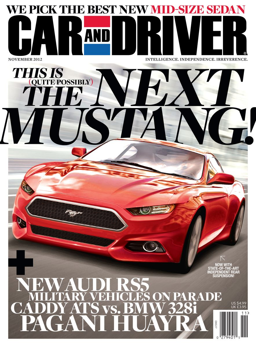 Going Millennial: The Car and Driver Covers of the 2000s and 2010s - Slide 156