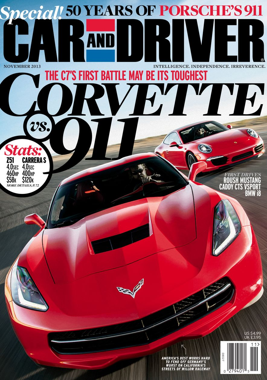 Going Millennial: The Car and Driver Covers of the 2000s and 2010s - Slide 168
