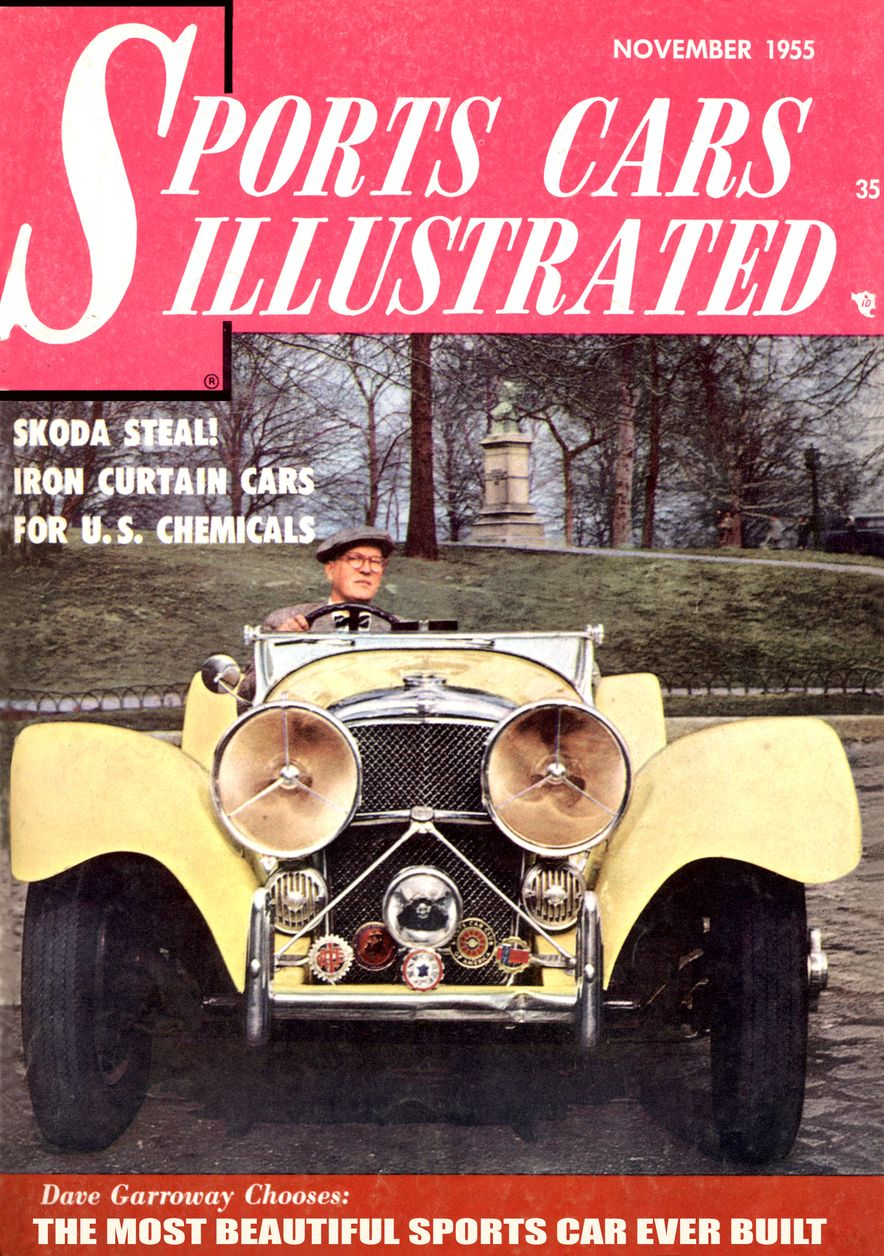 When We Were Young: The Car and Driver/Sports Cars Illustrated Covers of the 1950s - Slide 6