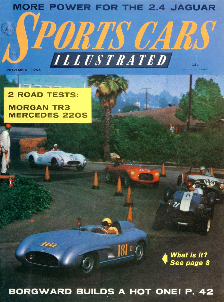 When We Were Young: The Car and Driver/Sports Cars Illustrated Covers of the 1950s - Slide 18