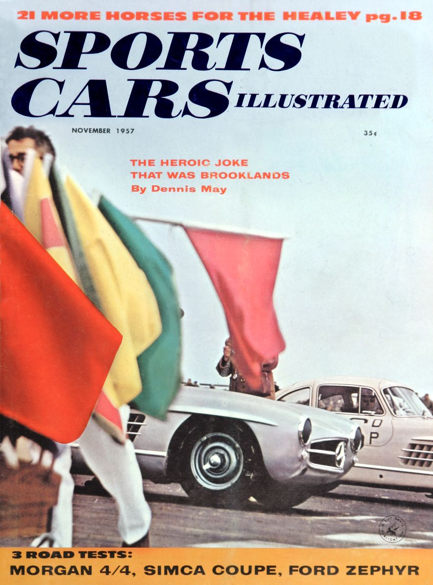 When We Were Young: The Car and Driver/Sports Cars Illustrated Covers of the 1950s - Slide 30
