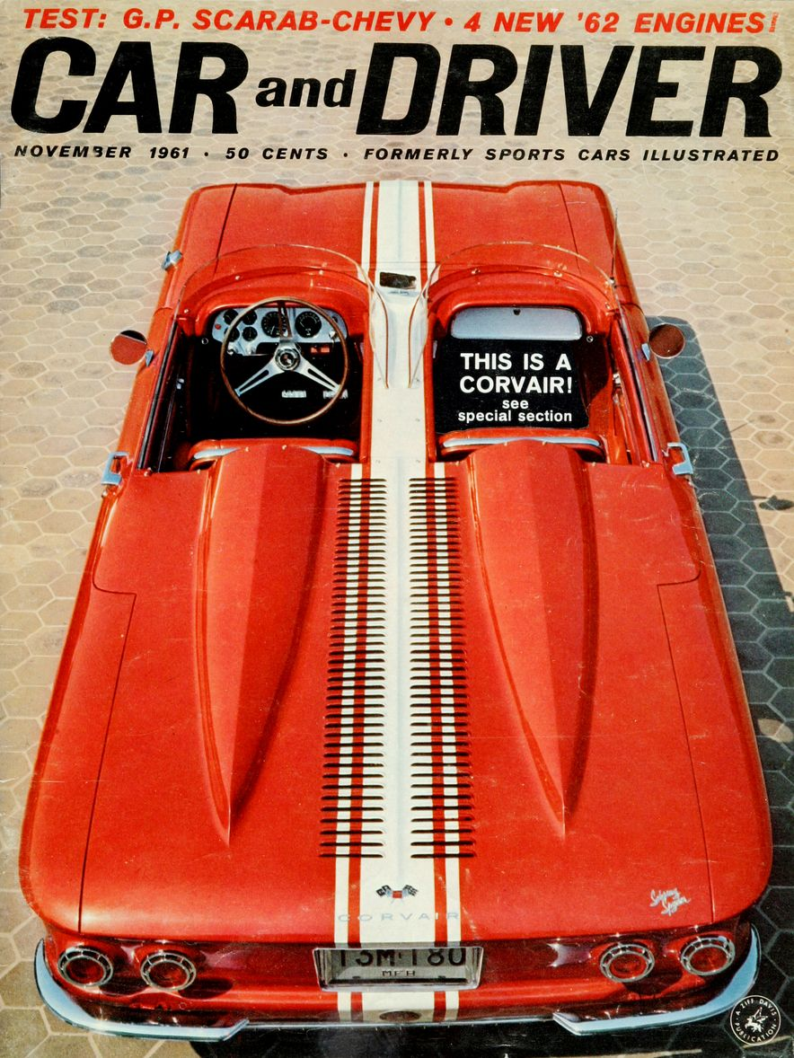 Getting Groovy and into the Groove: The Car and Driver Covers of the 1960s - Slide 24