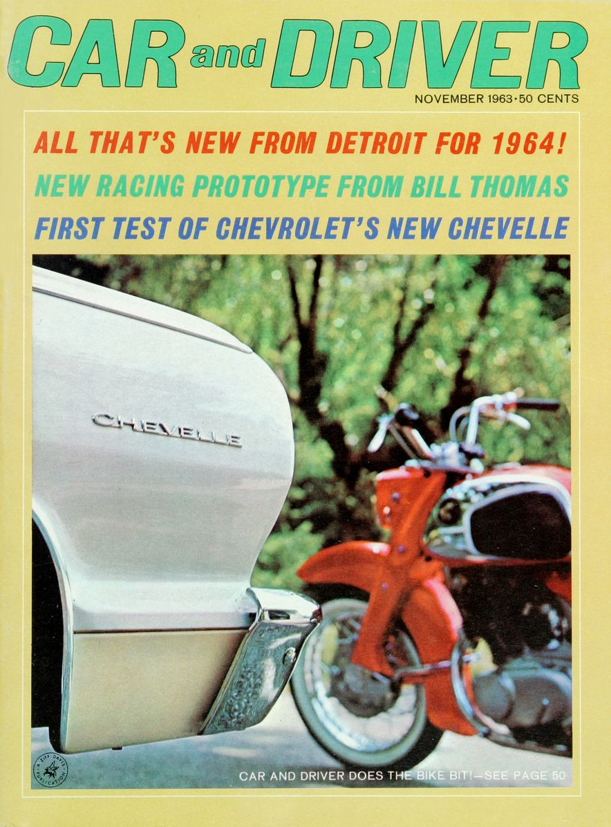 Getting Groovy and into the Groove: The Car and Driver Covers of the 1960s - Slide 48