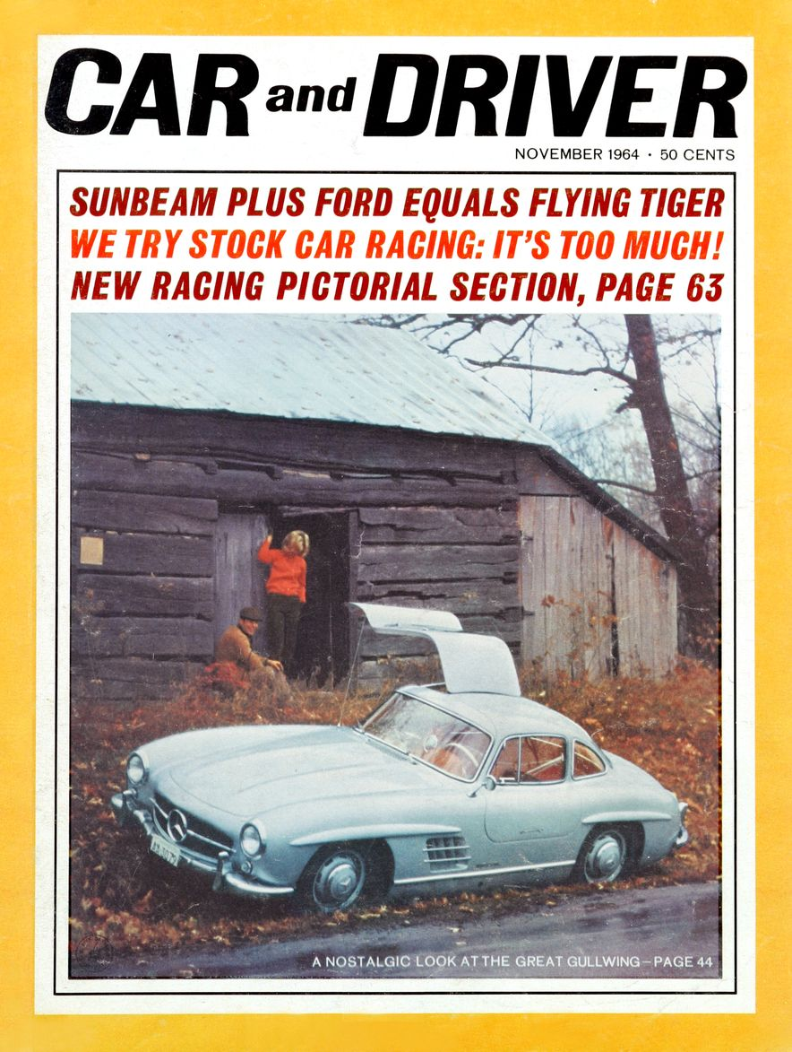 Getting Groovy and into the Groove: The Car and Driver Covers of the 1960s - Slide 60