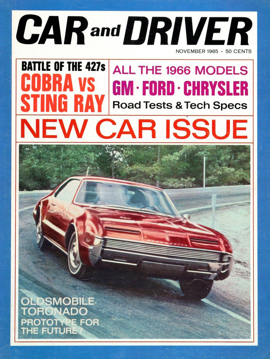 Getting Groovy and into the Groove: The Car and Driver Covers of the 1960s - Slide 72