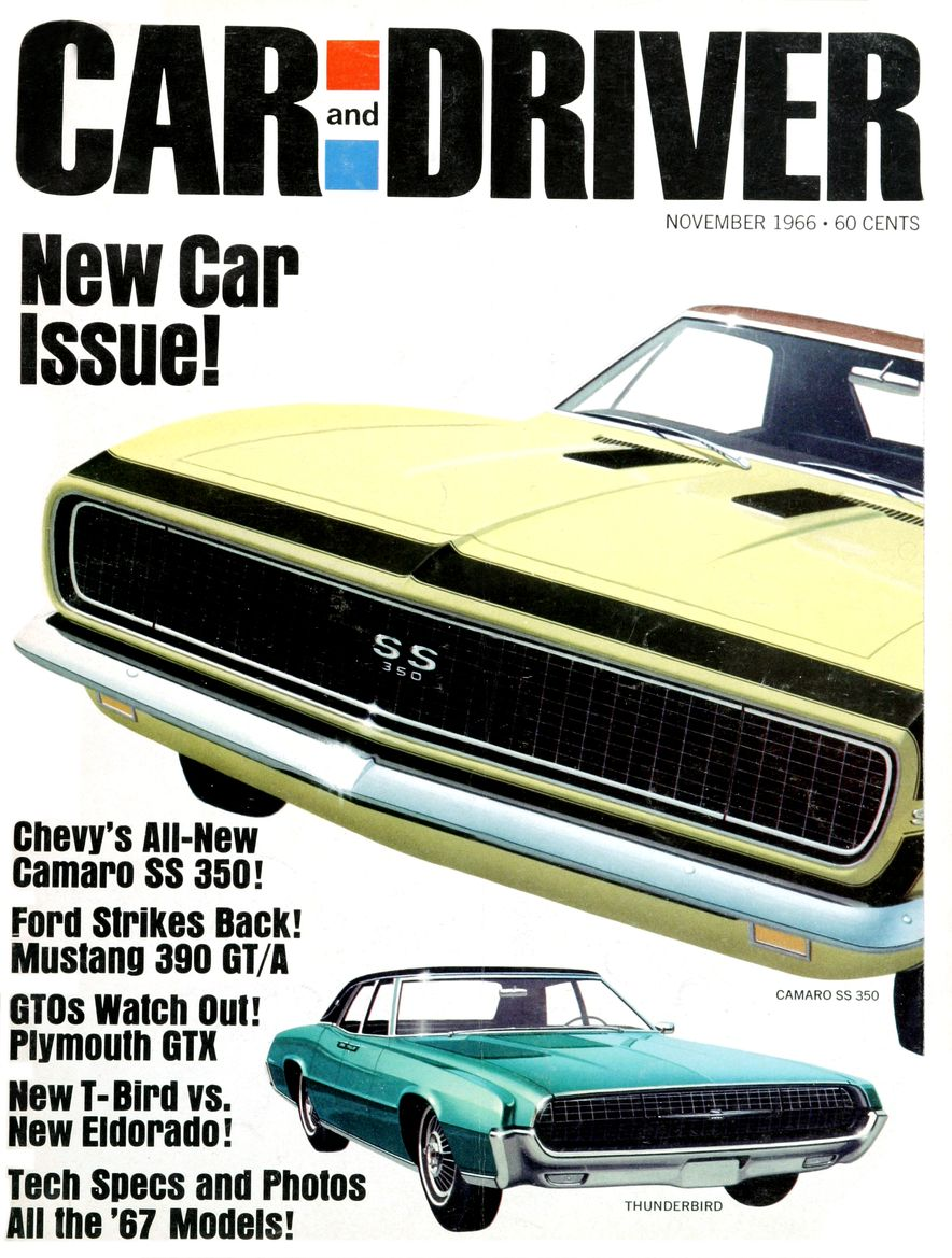 Getting Groovy and into the Groove: The Car and Driver Covers of the 1960s - Slide 84