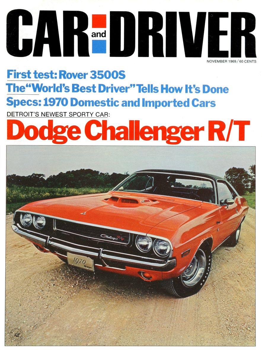 Getting Groovy and into the Groove: The Car and Driver Covers of the 1960s - Slide 120
