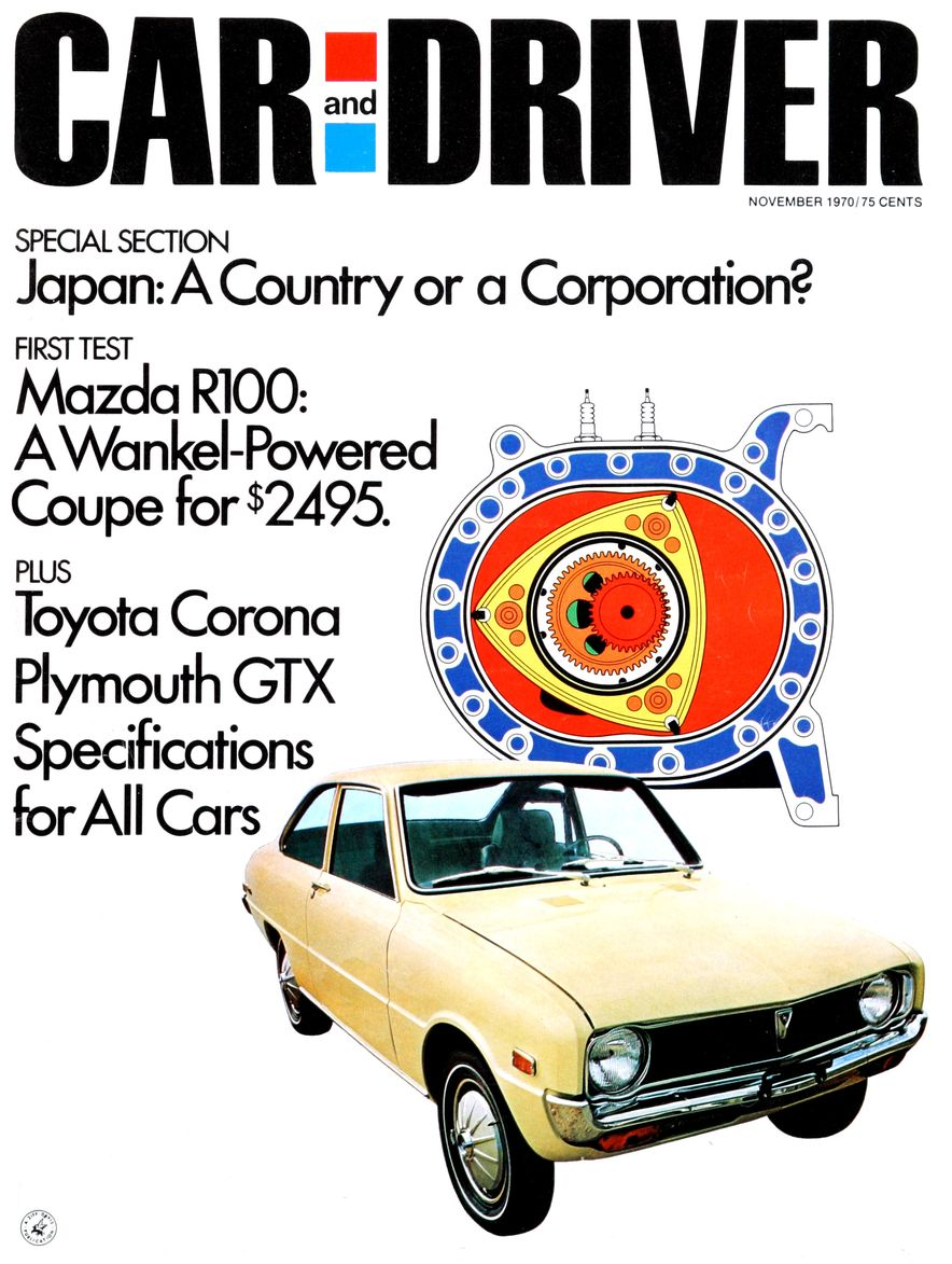 The Us Decade: The Car and Driver Covers of the 1970s - Slide 12