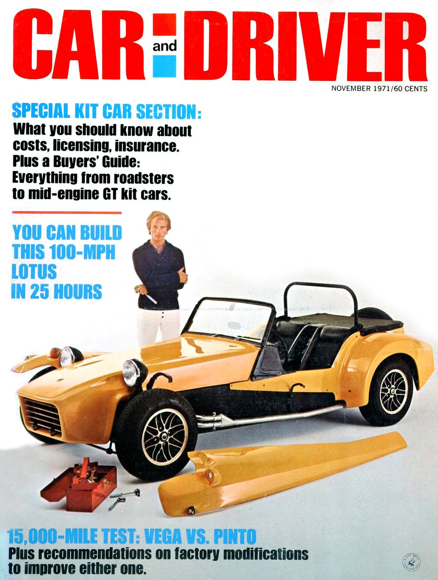 The Us Decade: The Car and Driver Covers of the 1970s - Slide 24
