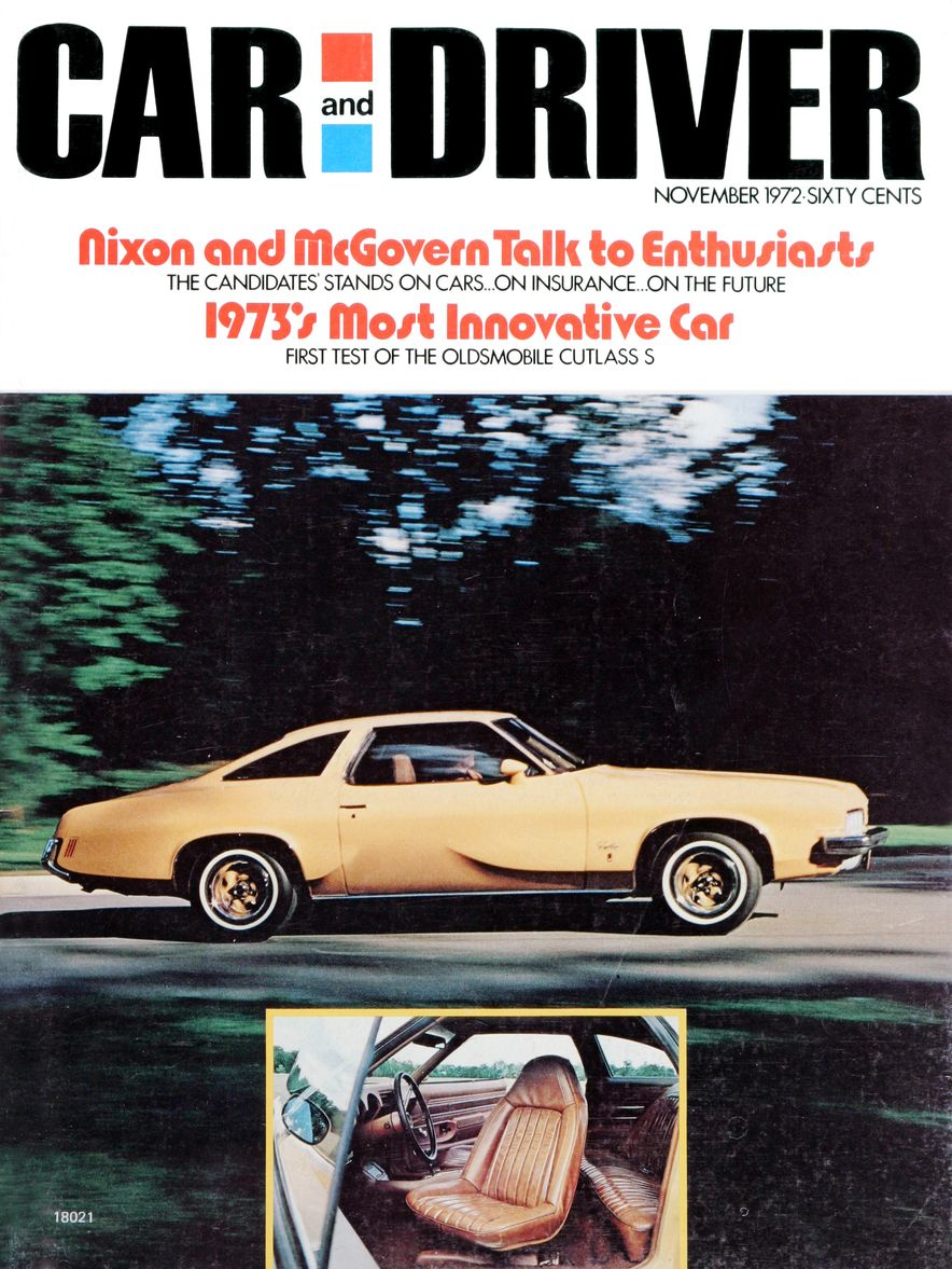 The Us Decade: The Car and Driver Covers of the 1970s - Slide 36