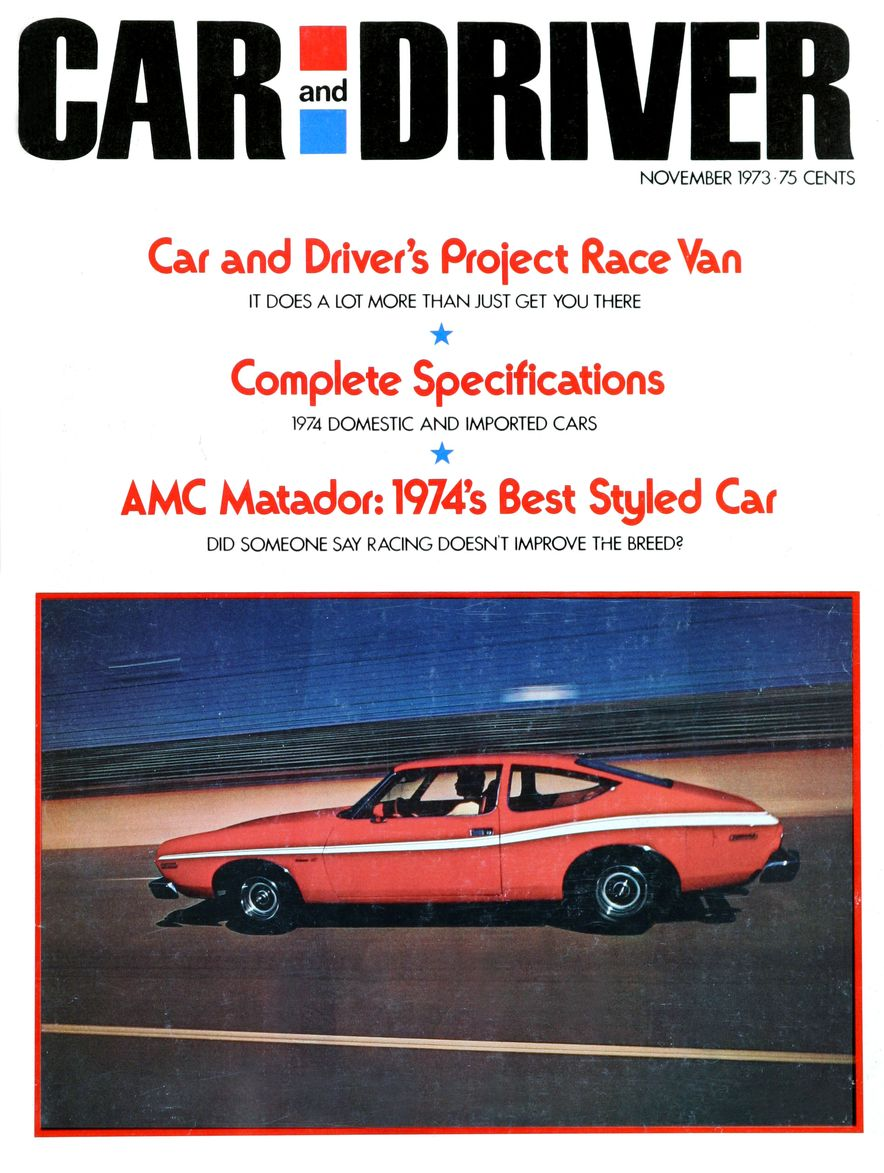 The Us Decade: The Car and Driver Covers of the 1970s - Slide 48