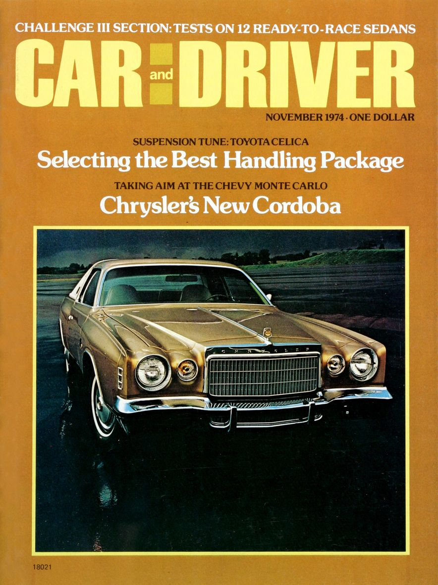 The Us Decade: The Car and Driver Covers of the 1970s - Slide 60