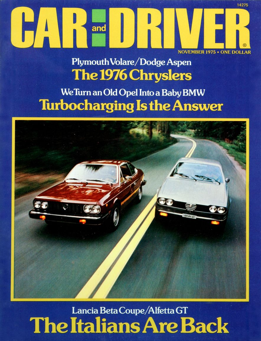 The Us Decade: The Car and Driver Covers of the 1970s - Slide 72