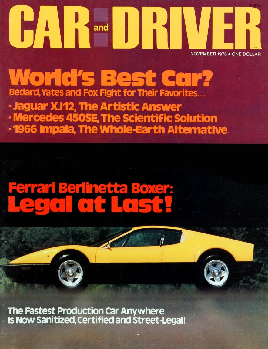 The Us Decade: The Car and Driver Covers of the 1970s - Slide 84