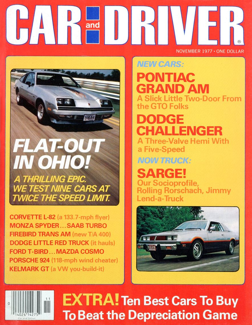 The Us Decade: The Car and Driver Covers of the 1970s - Slide 96